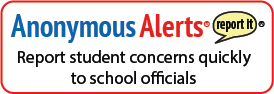 Communications Tool Anonymous Alerts® Introduced to Students